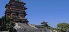 Tengwang, el pabellón milenario de Nanchang - http://www.absolut-china.com/tengwang-el-pabellon-milenario-de-nanchang/