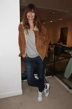 Caroline de Maigret: Her style is so effortless I love it!