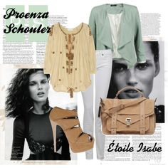 """""""brown..."""" by sasskia on Polyvore"""