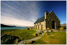 NZ Church of the Good Shepherd by Thrill-Seeker