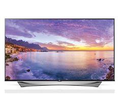 LG - TV LED 55 UHD 4K 3D WI-FI SMART TV ARGENTO EU