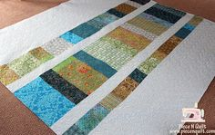 Simple Quilt maybe duvet cover