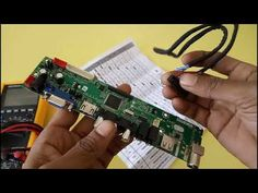 LCD LED repairing practical video - YouTube Tv Backlight, Software, Led, Youtube, Cards, Maps, Playing Cards, Youtubers, Youtube Movies