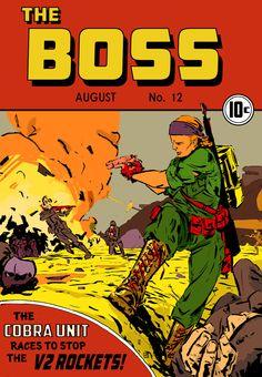 The Boss by SpawnofKane.deviantart.com on @DeviantArt