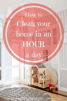 Cleaning schedule   Homemaking   SAHM   Home Orgaization