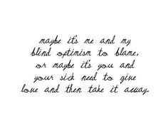 Dear John -Taylor Swift