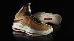 Nike LEBRON X - Cork shoes