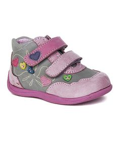 Look what I found on #zulily! Light Gray Victoria Sneaker by Kio Trend #zulilyfinds