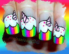 unicorn nails - Buscar con Google