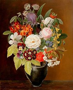 floralart.quenalbertini: Johan Laurentz Jensen
