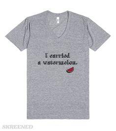 I+carried+a+watermelon.   I+carried+a+watermelon.+(Dirty+Dancing) #Skreened