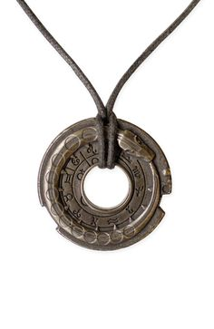 Assassin's Creed - Connor Amulet is an interpretation of the Grand Temple Key found by Connor