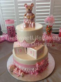 Baby shower sweet life bakery nola