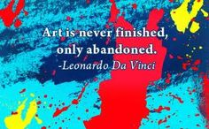 Monday, July 2012 Professional Artist is back from a week vacation. We hope you all enjoyed your weekend. here is a word from Da Vinci! Leonardo Da Vinci Renaissance, Da Vinci Quotes, Mobile Art, Artist Quotes, Clever Quotes, French Quotes, Famous Quotes, Picture Quotes, Favorite Quotes