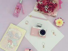 Finally bought for myself a Samsung NX Mini camera.