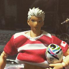 いいね!0件、コメント1件 ― 努 金子さん(@giruzart)のInstagramアカウント: 「エフトイズ スポーツギアのラグビーユニフォームとボール」