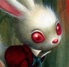 An Alice for Tim Burton (2) : Le blog de Benjamin Lacombe