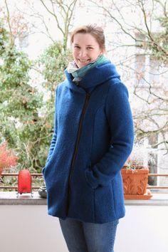 Yva R.: Walkmantel für mich