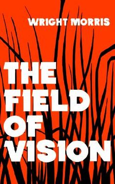 1957: The Field of Vision by Morris Wright. Each chapter is written with the voice of a different character, and we return, in the novel, again and again to the character's voices. In the process, we learn more about them, and the central events which displaced them in their world. One is quaint: a kiss stolen on a porch in Nebraska forty years ago. That one kiss set this world on its end, and was a watershed mark in the lives of three people.
