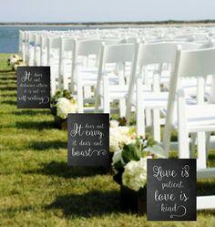 1 Corinthians 8 Chalkboard Bible by SeridoodlePaperCo Wedding Verses, Wedding Notes, Wedding Signs, Wedding Ideas, Wedding Stuff, Wedding Aisle Outdoor, Garden Wedding, Dream Wedding, Church Wedding