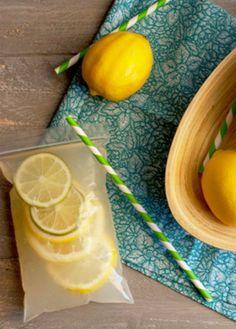 Adult Vodka Lemonade Juice Pouch. YUM.
