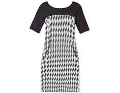 Houndstooth dress $55.90 / robe à imprimé pied-de-poule 55,90 $