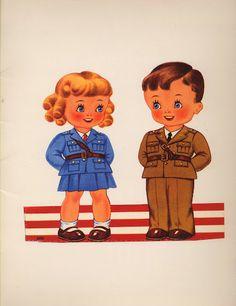 (⑅ ॣ•͈ᴗ•͈ ॣ)♡                                                            ✄Uncle Sams Little Helpers - Bonnie Jones - Picasa Web Albums
