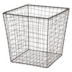 Trådkorg kub 30x30 299