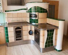 Gangl Ofen Hafnermeister - Steiermark - Gangl Ofen Hafnermeister Steiermark - Herde Masonry Oven, Four A Pizza, Rustic Kitchen, Stove, Sweet Home, Dining, Architecture, Home Decor, Ideas