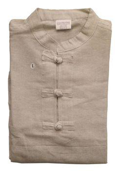 36a20e7be 30 Modelos de camisas de linho! Saiba como usar! Moda Masculina e Tomboy!