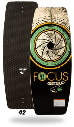 #obscura #linocut #wakeskate design by Jami Reed