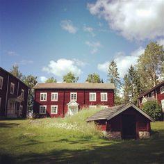 Ol-Anders - Besökscenter, Världsarvet Hälsingegårdar