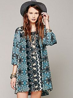 Free People Late Summer Love Dress at Free People Clothing Boutique