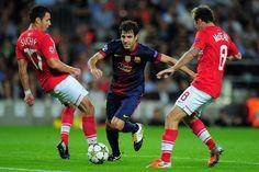 FC Barcelona - Spartak de Moscú 19/09/2012 #champions #fcb #fcbarcelona