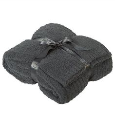 Barefoot Dreams Throw Blanket Ribbed CozyChic / $132 / 54x72