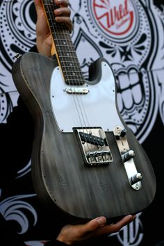 Wild Custom Guitars Tele
