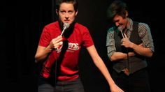 Rhea Butcher & Cameron Esposito at Put Your Hands Together