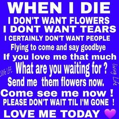 LOVE ME TODAY
