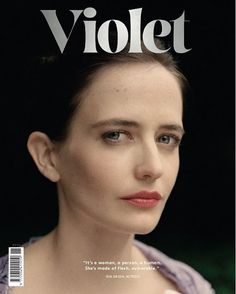The November issue of Violet book is out now! You are amazing @leithclark we @thevioletbook, with the gorgeous cover of Eva Green @eva_green_fan. Available from http://boutiquemags.com/products/violet