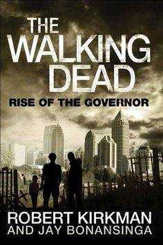 walking dead the governor | Walking Dead': Check out the cover art for the 'Rise of the Governor ...