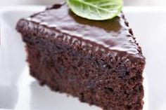 Vegan chocolate cake recipe: Recipes: Good Food Channel really easy and excellent recipe make this often :) Chocolate Fondant, Dairy Free Chocolate Cake, Eggless Chocolate Cake, Vegan Chocolate, Cooking Chocolate, Chocolate Ganache, Chocolate Bars, Chocolate Buttercream, Cupcakes