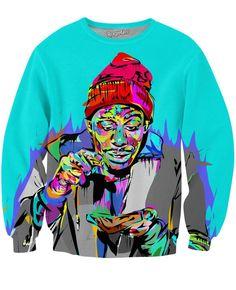 03e42c3be7fb 19 Best Hip Hop Sweatshirts images in 2018 | Crew neck sweatshirt ...