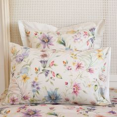 Multicoloured Floral Print Bed Linen - Bed Linen - Bedroom | Zara Home United…