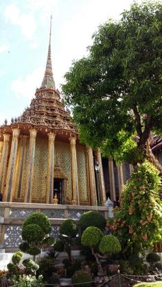 Temple in the grand palace