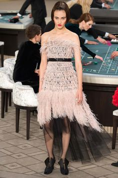 Chanel automne 2015 Couture - Collection - Galerie - Style.com