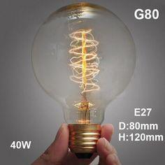 Edison Bare Bulb Pendant Lighting | Copper, Brass, Steel, Matte Black Finnish