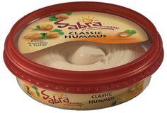 The Packaged Foods Dietitians Pick // Sabra Hummus c Sabra