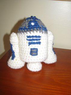 R2D2 Beanie, Passion, Create, Crochet, Hats, Hat, Beanies, Knit Crochet, Crocheting