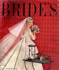 Mordern Bride Autumn 1958