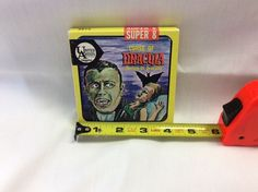 Super 8 MM Film United Artists. Curse of Dracula